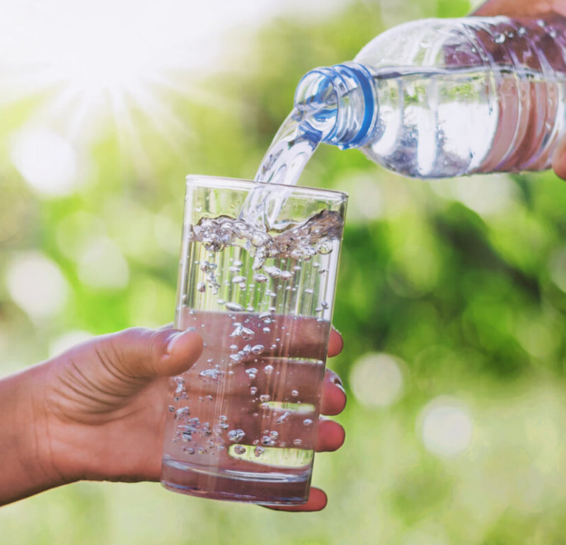 SA's Bottled Water Industry Doesn't Exacerbate Impact Of Drought